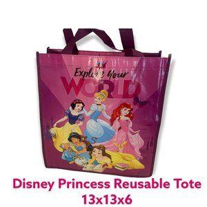 Disney Princess 13 x 13 x 6 Reusable Tote - TYN13